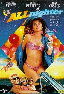 The Allnighter (1987) cover