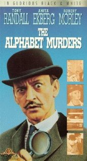 The Alphabet Murders (1965) cover