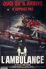 The Ambulance (1990) cover