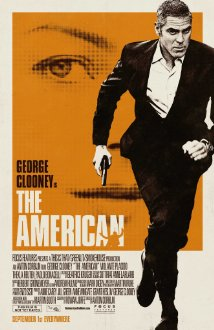 The American (2010) cover