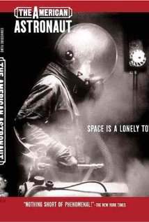 The American Astronaut (2001) cover