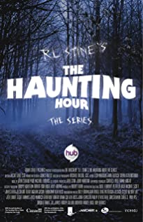 R.L. Stine's The Haunting Hour (2010) cover