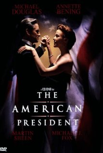 The American President (1995) cover