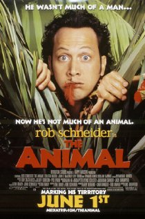 The Animal (2001) cover
