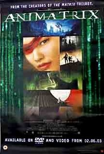 The Animatrix (2003) cover