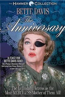 The Anniversary 1968 poster
