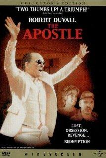 The Apostle 1997 poster