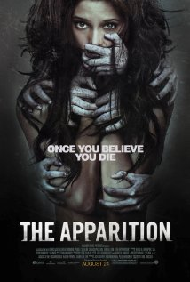 The Apparition (2012) cover