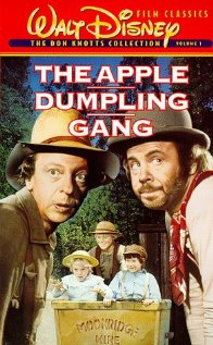 The Apple Dumpling Gang (1975) cover