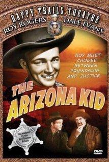 The Arizona Kid (1939) cover