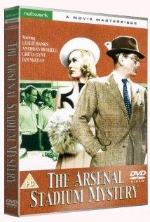 The Arsenal Stadium Mystery 1939 poster