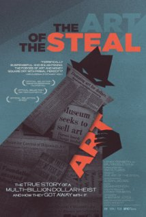 The Art of the Steal 2009 poster