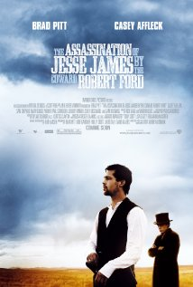 The Assassination of Jesse James by the Coward Robert Ford (2007) cover