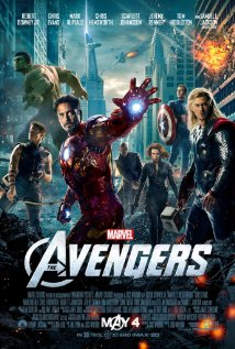 The Avengers (2012) cover