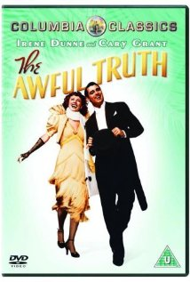 The Awful Truth 1937 poster