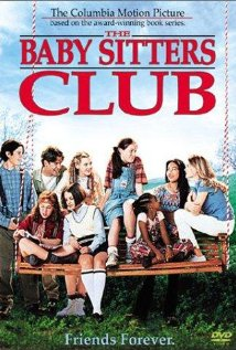 The Baby-Sitters Club 1995 poster