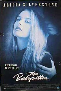 The Babysitter (1995) cover