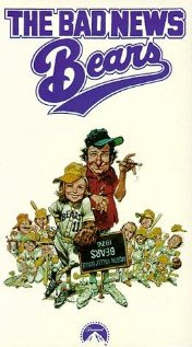 The Bad News Bears (1976) cover