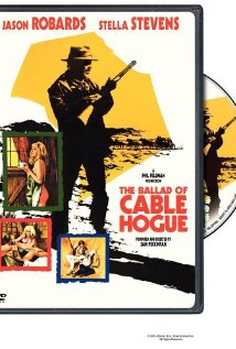 The Ballad of Cable Hogue (1970) cover