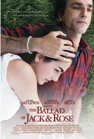The Ballad of Jack and Rose (2005) cover