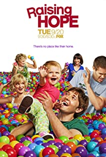 Raising Hope (2010) cover