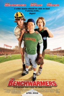 The Benchwarmers 2006 poster