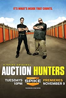 Auction Hunters (2010) cover