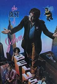 The Best of John Belushi 1985 poster