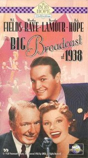 The Big Broadcast of 1938 (1938) cover