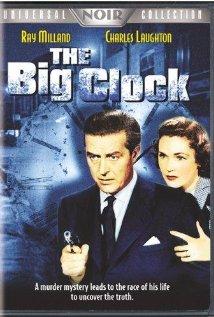 The Big Clock (1948) cover