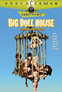 The Big Doll House 1971 poster