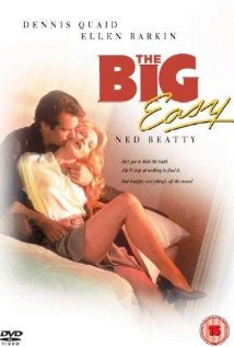 The Big Easy (1986) cover