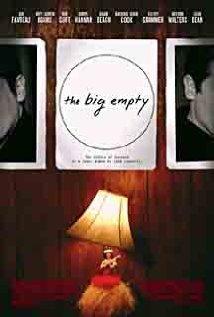 The Big Empty (2003) cover