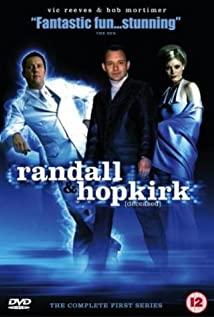 Randall & Hopkirk (Deceased) 2000 poster