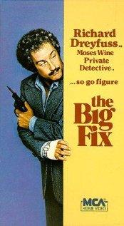 The Big Fix (1978) cover