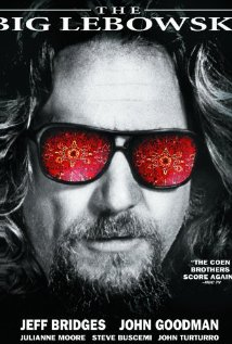 The Big Lebowski (1998) cover