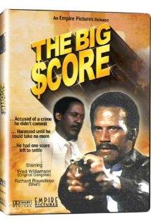 The Big Score (1983) cover