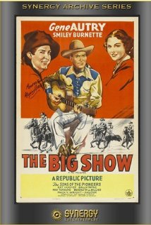 The Big Show (1936) cover