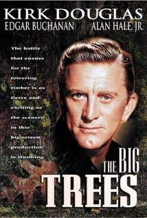 The Big Trees (1952) cover