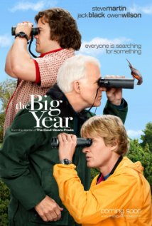 The Big Year (2011) cover