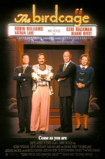 The Birdcage 1996 poster