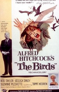 The Birds (1963) cover