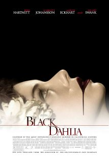 The Black Dahlia (2006) cover
