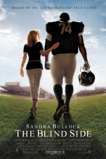 The Blind Side (2009) cover