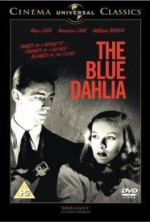 The Blue Dahlia (1946) cover