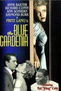 The Blue Gardenia (1953) cover