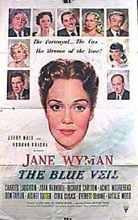 The Blue Veil (1951) cover