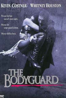 The Bodyguard 1992 poster