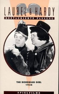 The Bohemian Girl (1936) cover