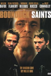 The Boondock Saints (1999) cover